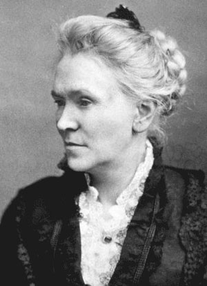 The Wizard of Oz and Political Symbolism: Matilda Electa Joslyn Gage — mother of Maud Gage and L. Frank Baum's mother-in-law.