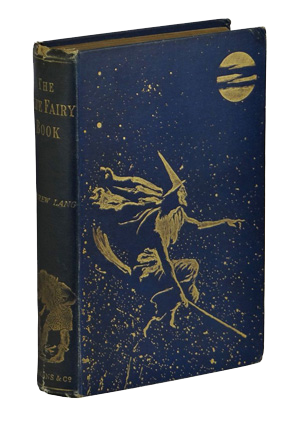Tall Tales: Fable Folktale Fairy Tale Legend Myth — Andrew Lang's Blue Fairy book.