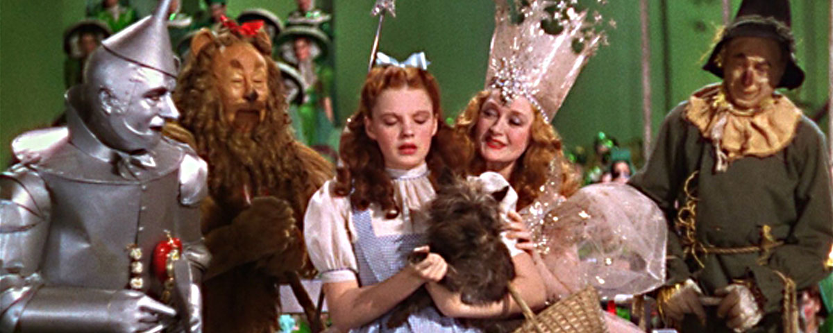 wizard of oz gold standard