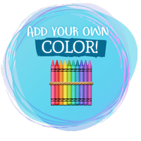 Learning To Fly Coloring Book - Add Your Own Color